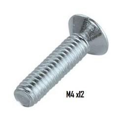 004 Vis fixation capot M4 X12 sachet de 5