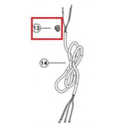 Grippe-fil pour câble d'alimentation cellule Ei