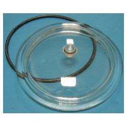 Couvercle filtre piscine cantabric/Millenium transparent + joint thorique