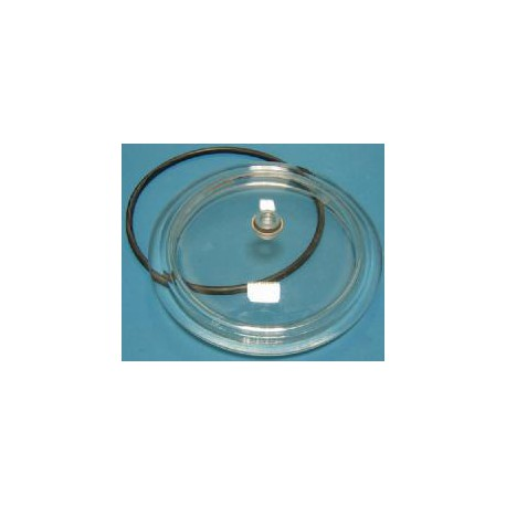 Couvercle filtre piscine cantabric millenium transparent for Joint liner piscine