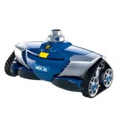 Robot zodiac mx8+PIEGE A FEUILLE