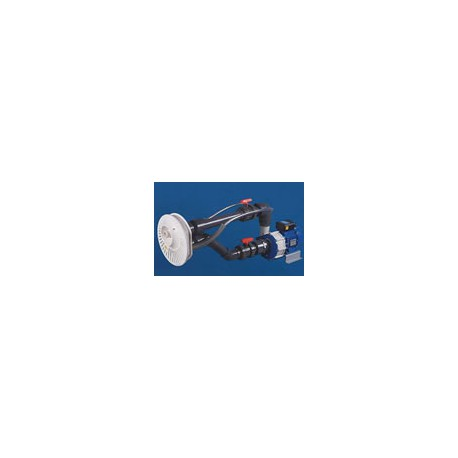 Nage a contre courant facade pompe coffret raccord - Nage contre courant piscine hors sol ...