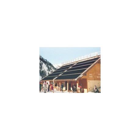 Capteurs solaires heliocol kit pour piscine 10x5 m for Capteur solaire pour piscine