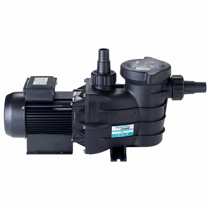 Pompe powerline hayward 1 5cv piscine plus for Pompe piscine 1 5cv