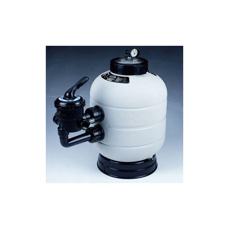 Filtre sable millenium 660 17 m3 h piscine plus for Chauffage piscine 17m3