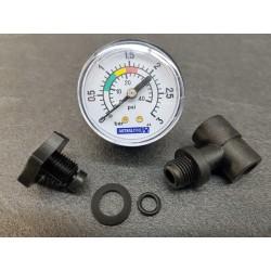 Manomètre Complet filtre Sab/Cantabric