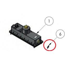 Goupille ø 4 Axe Bloc moteur ( X5 )