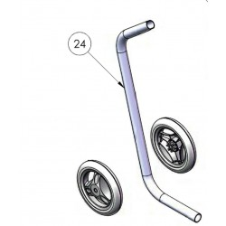 024 Tube chariot