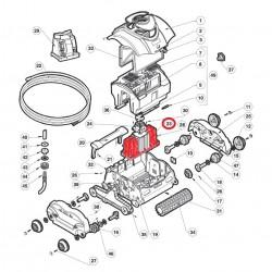 023 Bloc moteur