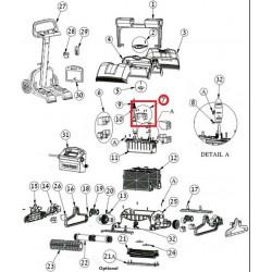 07 Protection hélice pour robots dolphin supreme M4 et M5 (M400 ou M500)