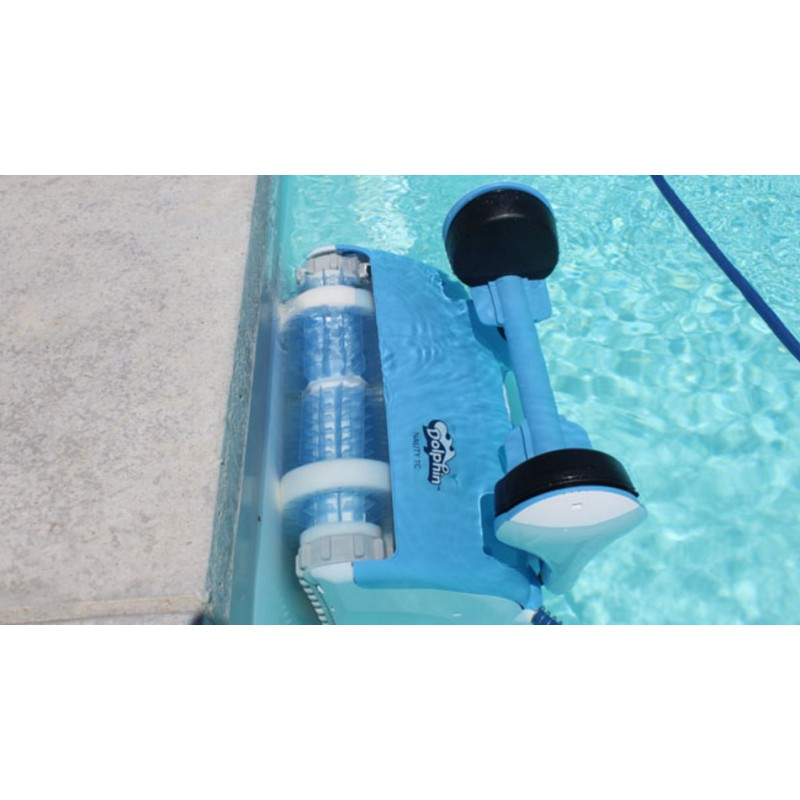Maytronics nauty tc piscine plus for Robot piscine maytronics