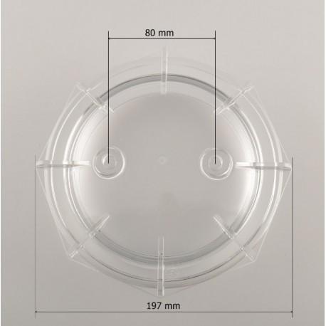 Couvercle de filtre sable piscine couvercle d me jupiter 6 for Quantite de verre pour filtre piscine