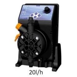 Pompe doseuse manuelle Exactus 20l/h