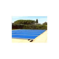 Couverture Calypso 9 x 4 bleue