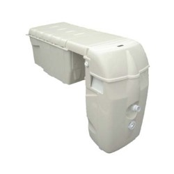 Equipement de filtration pour piscine bloc filtrant for Bloc filtration piscine enterre