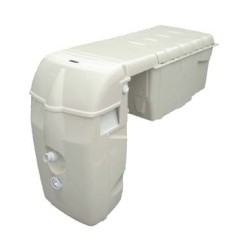 Equipement de filtration pour piscine bloc filtrant for Bloc de filtration piscine