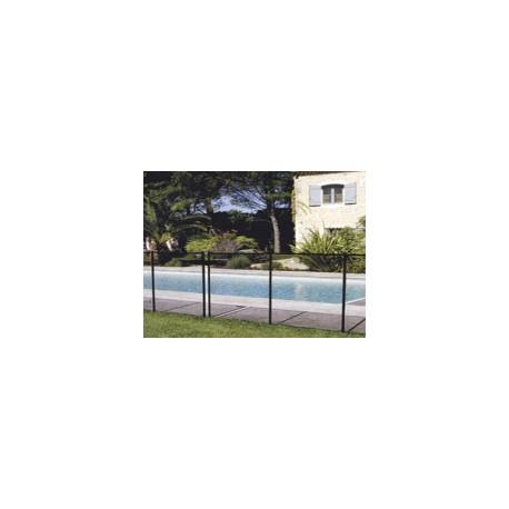 barri re piscine beethoven d montable cl ture de protection piscine. Black Bedroom Furniture Sets. Home Design Ideas