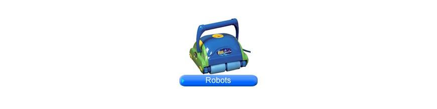 Robots et aspirateurs pour piscine