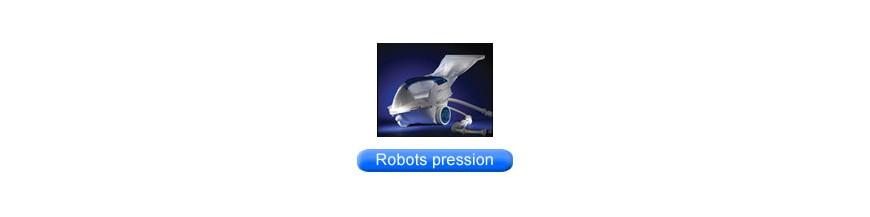 Robots hydrauliques à pression