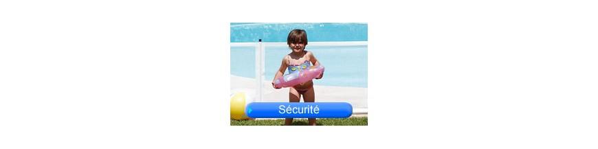 Protection et sécurité pour piscine