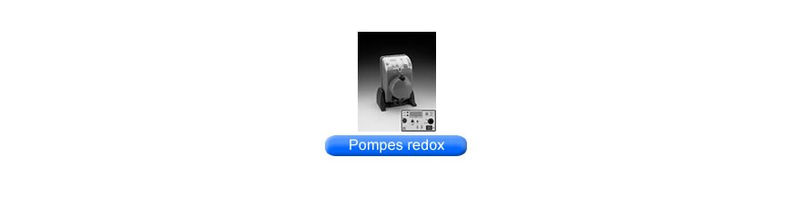 Pompes à javel Redox