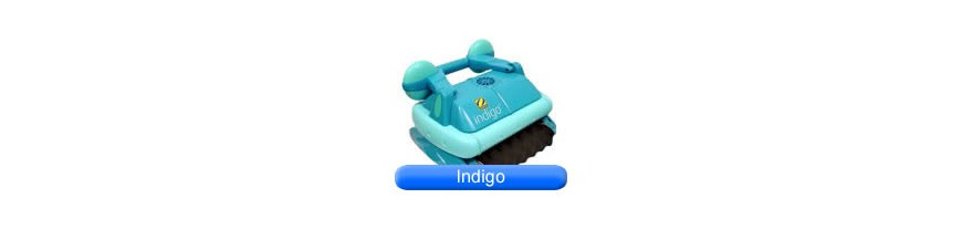 Robot zodiac indigo pi ces d tach es courroie brosse for Pieces detachees robot piscine zodiac