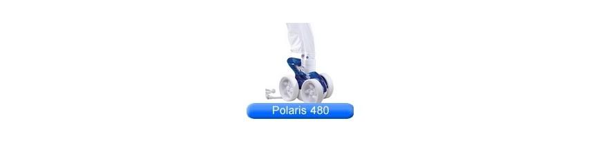 Pi ces d tach es robot piscine polaris 480 pro capot for Polaris piscine