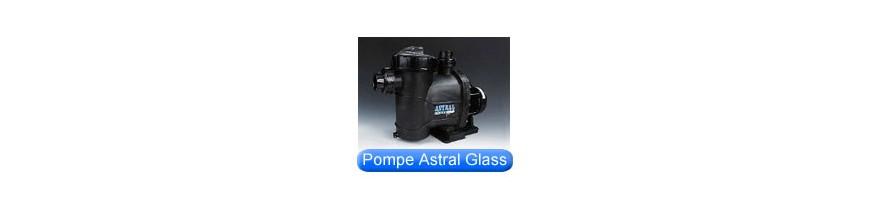 Pièces détachées de pompe Astral Glass