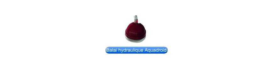 Pièces détachées Poolvac Aquadroid