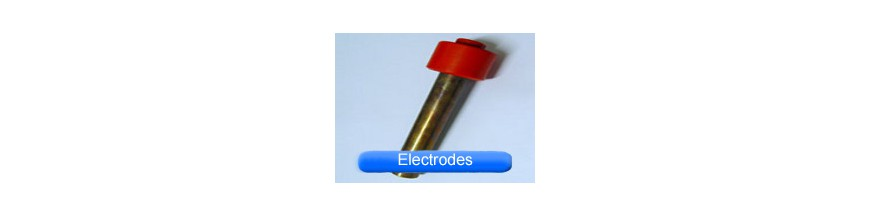 Electrodes pour électrolyse