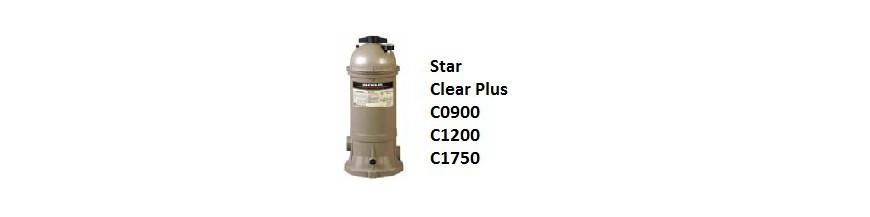 Filtres à cartouche Hayward Star Clear Plus : modèle C0900-C1200-C1750