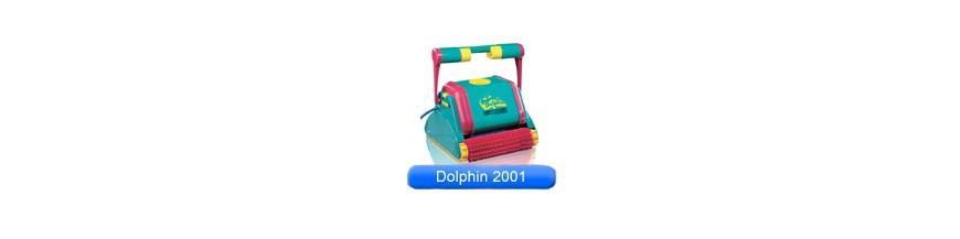Pièces détachées Dolphin 2001