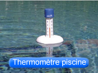Thermom�tre Piscine