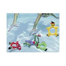 Jeux de 3 Anneaux Plongeurs