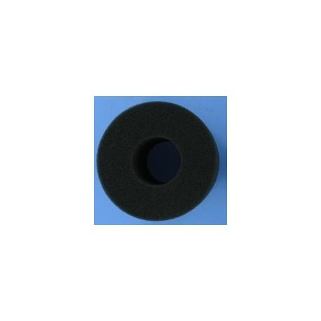 Brosse mousse noire SW2 à l'unité - L 85 Diam 95/40 - (ZODIAC)