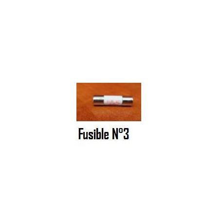 03 Fusible M205 3,15 A T