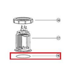 18 Joint torique d'électrode Ei