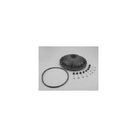 Couvercle de filtre SAB Acier Inox 350/450/500/600/750 - avec Joint et Vis (ASTRAL)