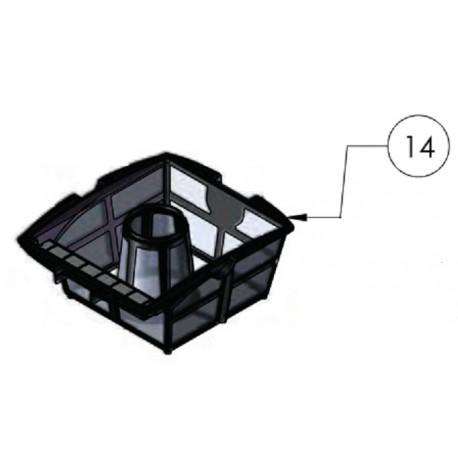 Filtre STANDARD FIN 100 microns pour robot cyclon X Zodiac Rc4400