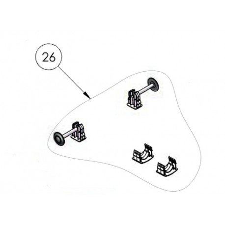 026 Accessoires chariot