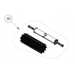 030 Kit brosses PVC mpp (x2)