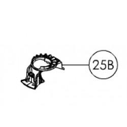 025B Adaptateur bouche d'inspiration