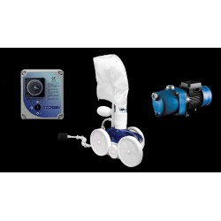 Pack Robot Piscine Polaris 280 + coffret + surpresseur