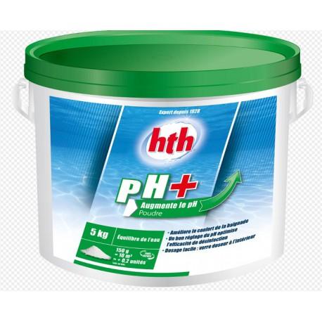 PH+ Poudre 5Kg