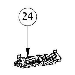 24 - ensemble brosse active