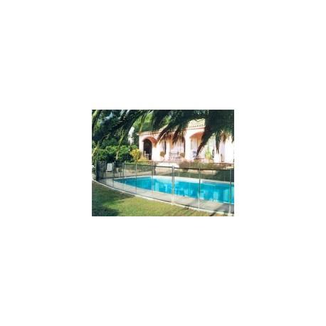 Barri re de s curit pour piscine amovible cl ture souple et design - Barriere piscine design ...