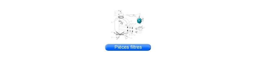 Pièces détachées de filtres
