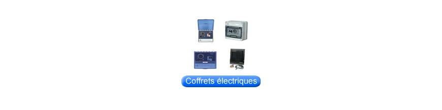 Coffrets électriques