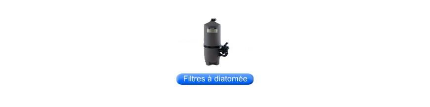 Filtres à diatomée