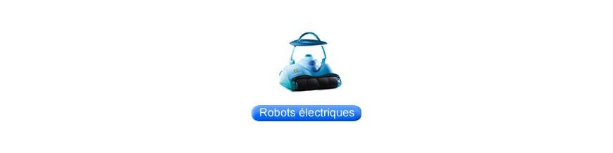 Robots piscine électriques